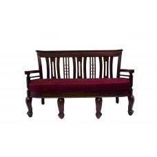 Premium Design  Rose Wood Sofa 3 Seater