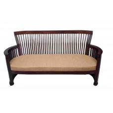 Premium Design Rose Wood Sofa 3 Seater VAWSSR3