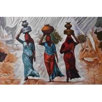 Acrylic Painting on Canvas VAAPR10