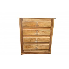 Premium Design Teak Wood Chest Of Drawer VCD0207