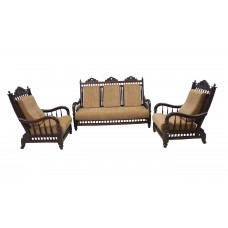 Premium Design Rose Wood Sofa set (3+1+1)  VSF0211