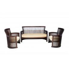 Premium Design Rose Wood Sofa Set (3+1+1) VSF0214