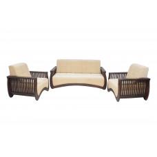 Premium Design Rose Wood Sofa Set (3+1+1) VSF0216
