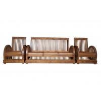 Premium Design Teak Wood Sofa Set (3+1+1) VSF0223
