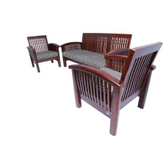 Sofa Sets Rose Wood 3 Seater + 1+1 VSF351