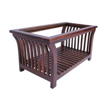 Rose Wood Center Table   without Glass VTP362