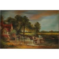 Acrylic on canvas 36x24 VAAA210